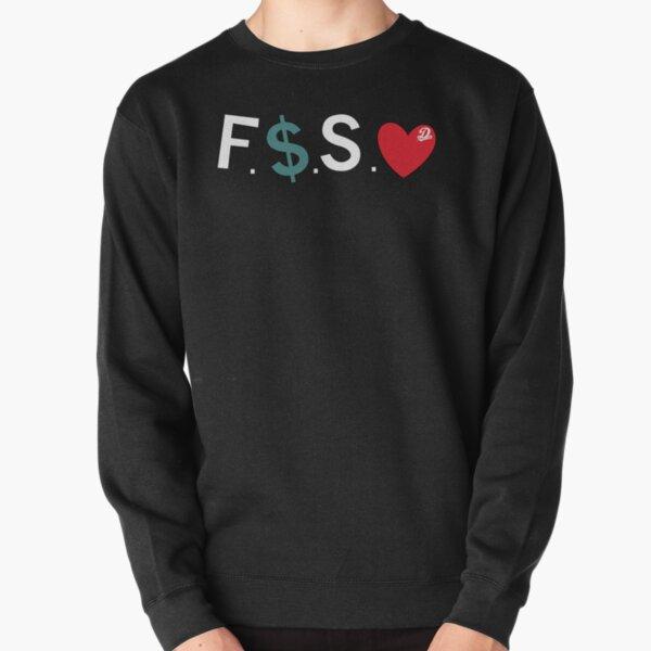 Official Fuck Money Spread Love - J.cole Pullover Sweatshirt