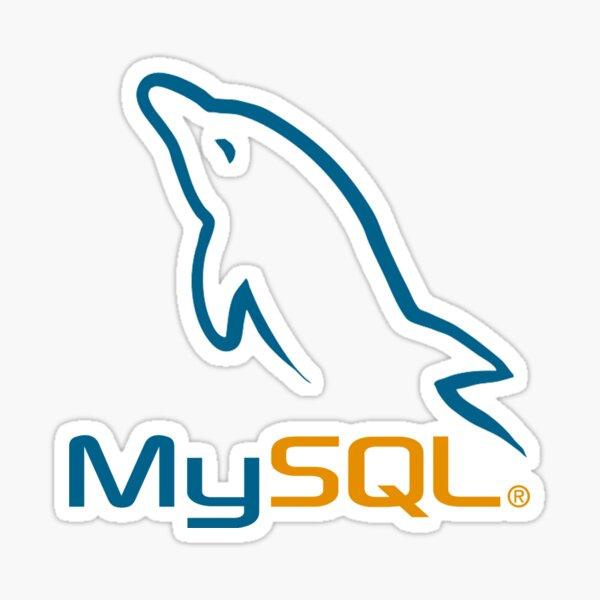 MySQL Logo Sticker