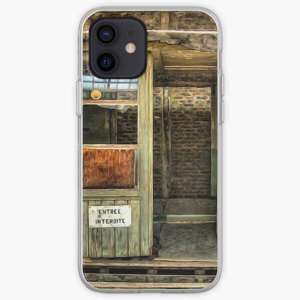 siding iPhone Soft Case