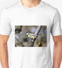 Parus major T-Shirt