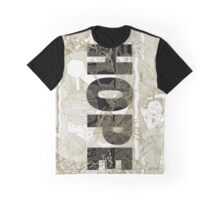 """""""Hope"""" by Manchester Orchestra Graphic T-Shirt"""