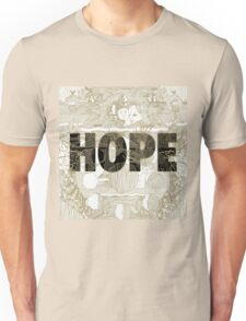 """Hope"" by Manchester Orchestra Unisex T-Shirt"