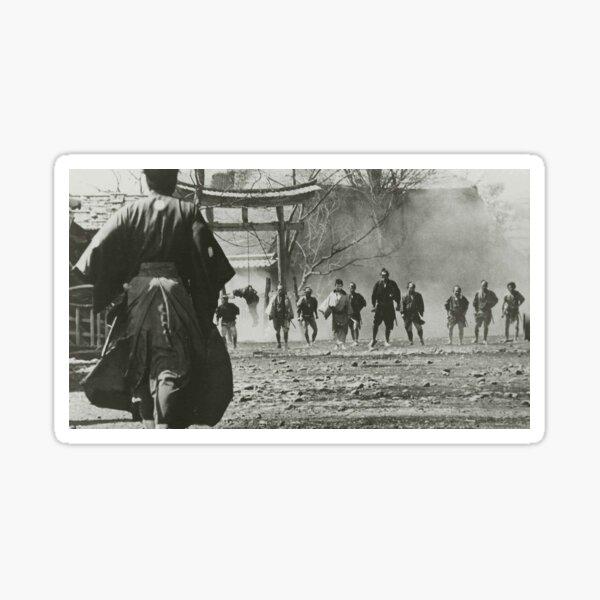 Akira Kurosawa Yojimbo  Sticker