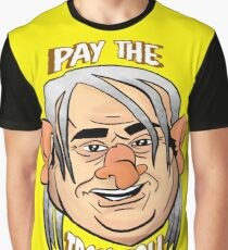 Ya gotta pay the Troll Toll Graphic T-Shirt