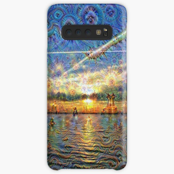 DeepDream Pictures, Landscapes 002.2 Samsung Galaxy Snap Case