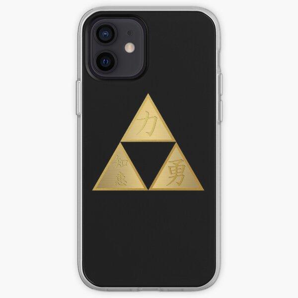 Robuste Triforce Coque souple iPhone