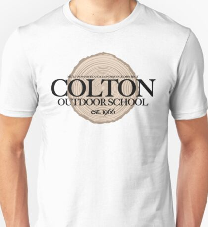Colton Outdoor School (fcb) T-Shirt