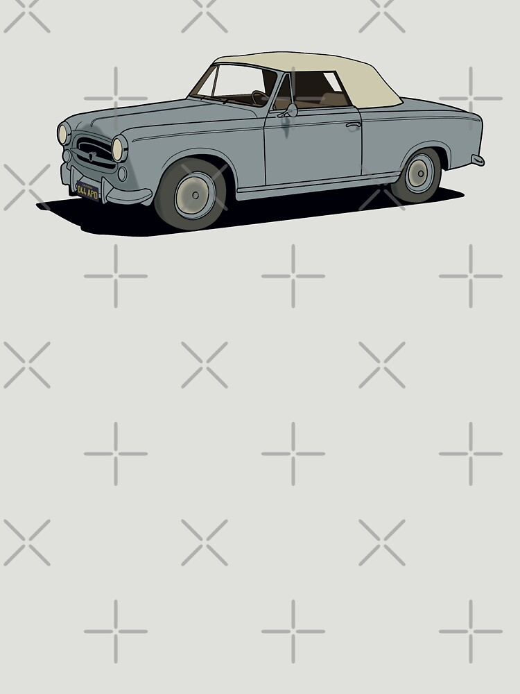 Columbo's Peugeot 403 by thedrumstick