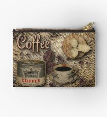 Coffee Time Studio Pouch