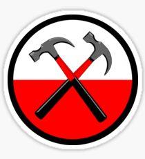 Pink Floyd Hammers Sticker