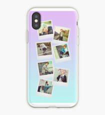 BTS Polaroid  V1 iPhone Case
