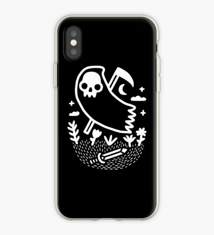 Another Grim Night iPhone Case