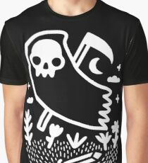 Another Grim Night Graphic T-Shirt