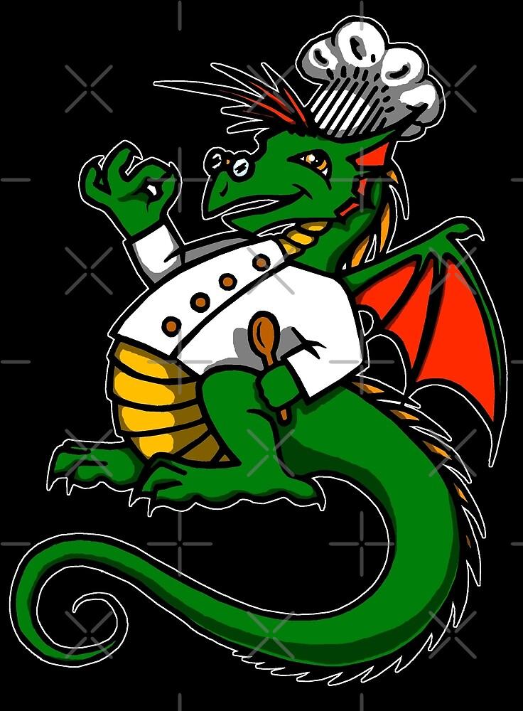Chef Dragon by Sladeside