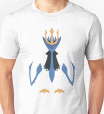 Slightly Inverted Minimalistic Empoleon  Unisex T-Shirt