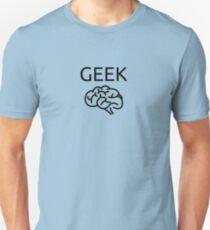 BRAINY GEEK Unisex T-Shirt