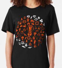 Kerbal Duna Slim Fit T-Shirt