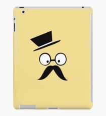 Old Man Geek iPad Case/Skin