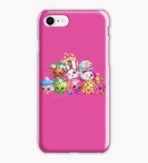 Shopkin Squad iPhone Case/Skin