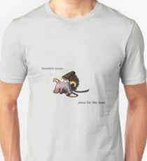 Dragon Mouse Unisex T-Shirt