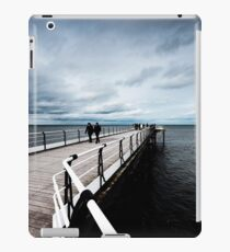 Saltburn Pier, North Yorkshire iPad Case/Skin