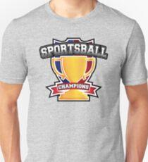 Sportsball Champions T-Shirt