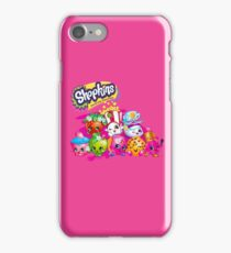 Shopkin Squad 2 iPhone Case/Skin