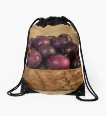 ~ Gooseberries ~ Drawstring Bag