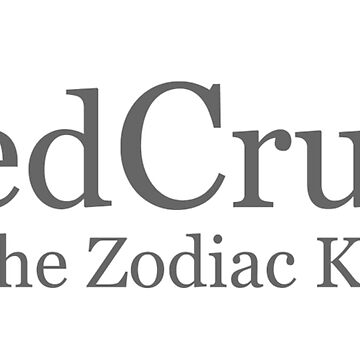 Ted Cruz is the Zodiac Killer by SillySilhouette