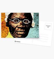 Sojourner Wahrheit Postkarten