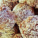 Lemon Coconut Pound Cake Bites by Scott Mitchell