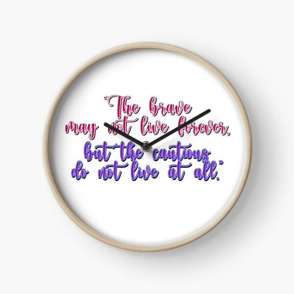A Little The Princess Diaries Inspo Clock