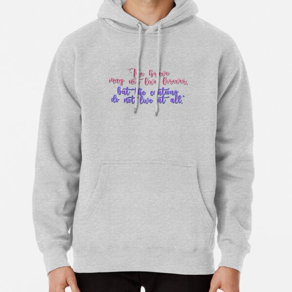 A Little The Princess Diaries Inspo Pullover Hoodie