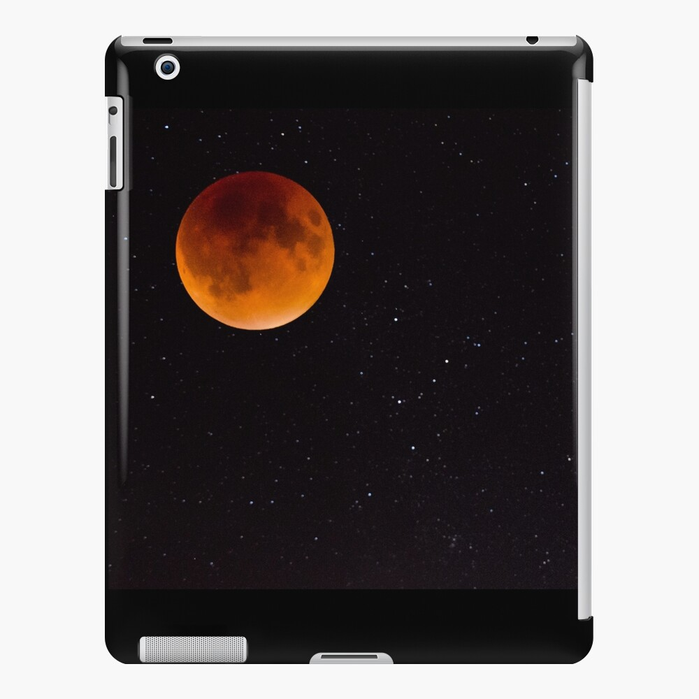 Blood moon iPad Case & Skin