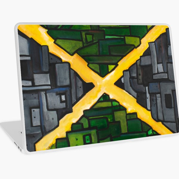 Out of Many One Flag Laptop Skin