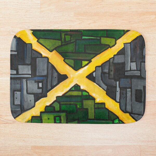 Out of Many One Flag Bath Mat