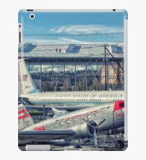 Air Force One 1 iPad Case/Skin