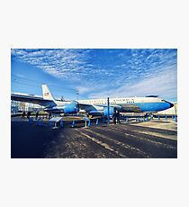Air Force One 2 Photographic Print