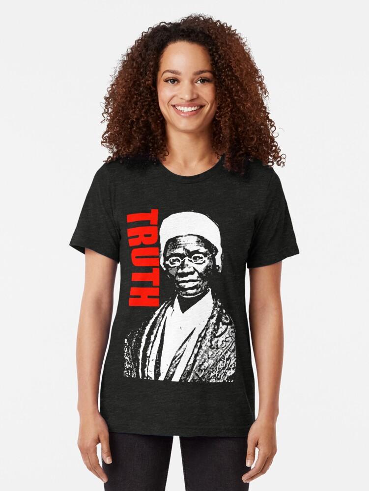 Alternative Ansicht von WAHRHEIT Vintage T-Shirt