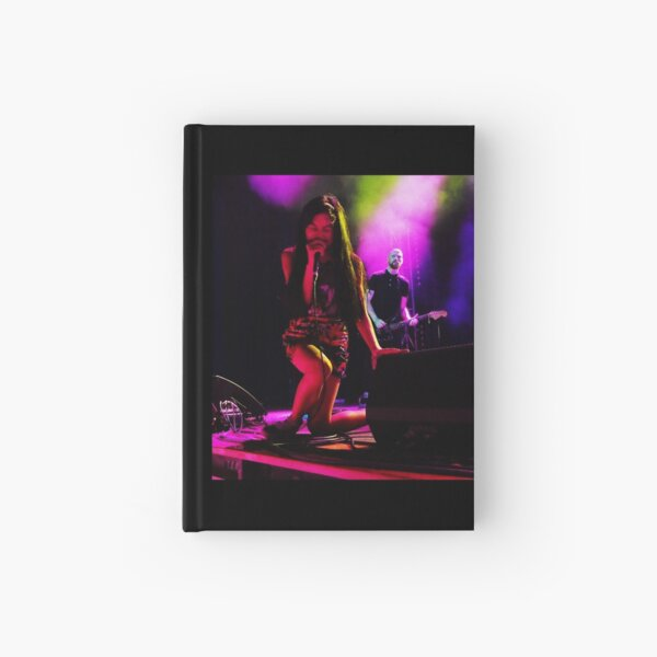 High Tension Hardcover Journal