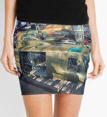 Huey  Mini Skirt