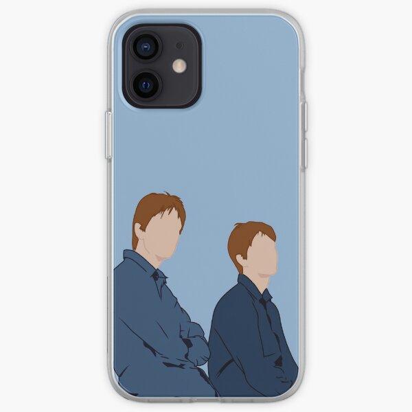 Caja del teléfono Weasley Twins Funda blanda para iPhone