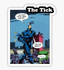 The Tick Sticker
