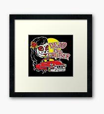 Dead End Cruiser Framed Print