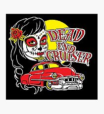 Dead End Cruiser Photographic Print
