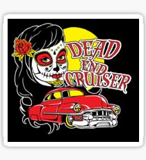 Dead End Cruiser Sticker