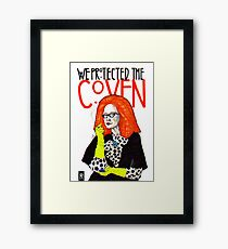Myrtle Snow  Framed Print