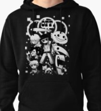 OFF shirt - Scott Pilgrim style Pullover Hoodie