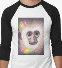 Island Monkey Men's Baseball ¾ T-Shirt