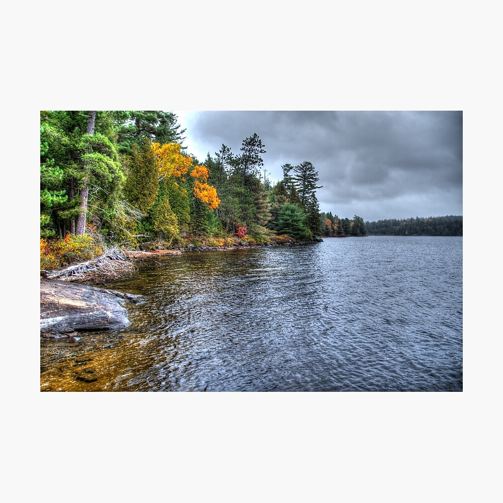 Shoreline Photographic Print